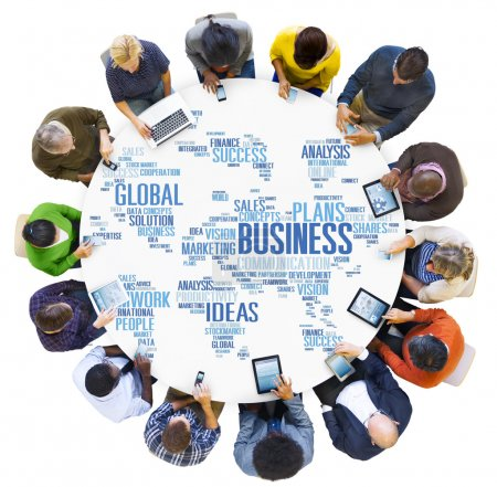 Business Global World Plans Organization Enterprise