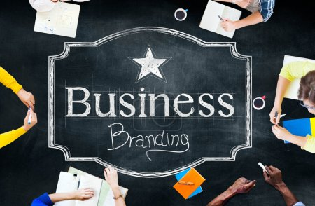 Branding Business Trademark Concept