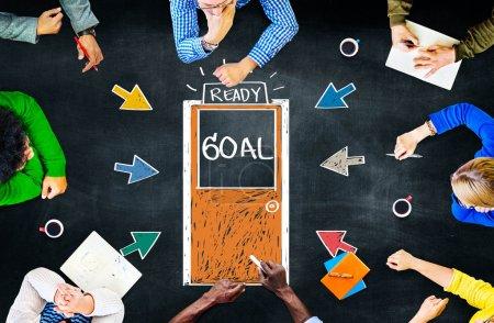 Success Aim Inspiration Concept