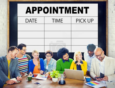 Appointment Schedule Memo Concept