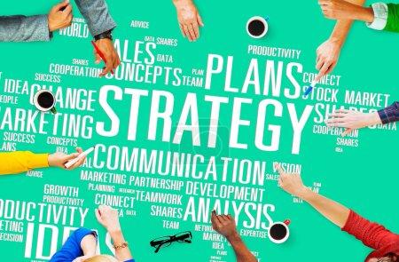 Finance Success Concept
