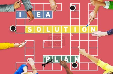Solution Solving Result Concept