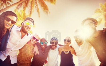 Friends Friendship Togetherness Fun Concept