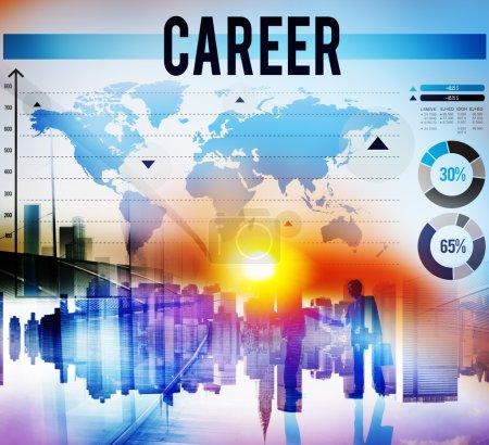 Career Job Occupation Concept