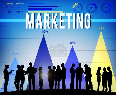 Economy Marketing Concept