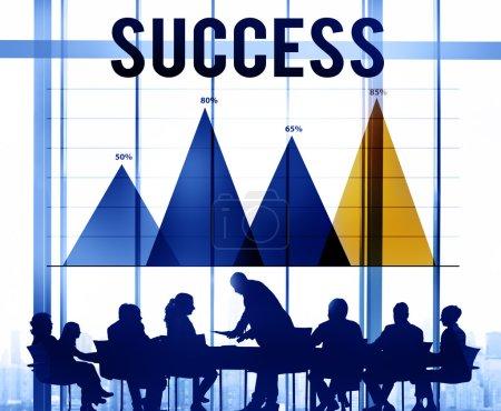 Success Successful Goal Concept