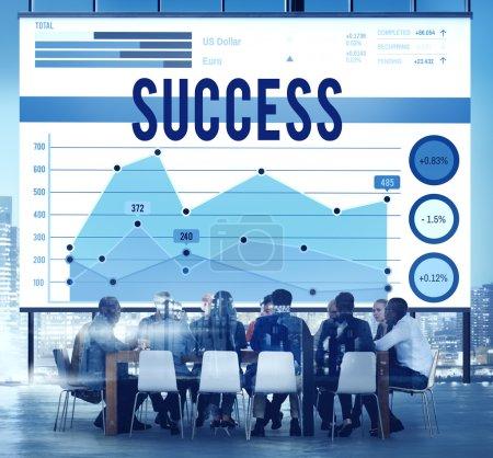 Success Goal Concept