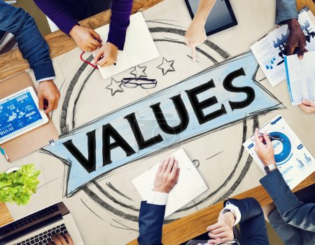 Values Promotion Quality Concept