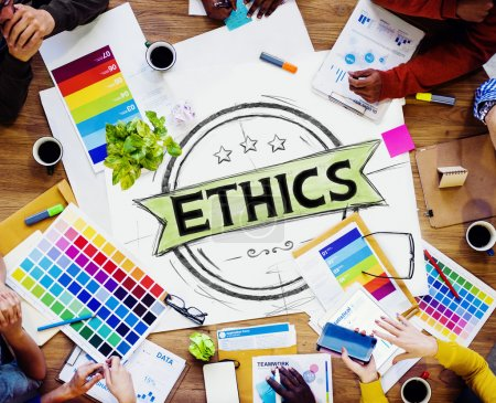 Ethics Integrity Concept