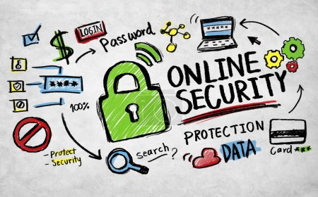 Online Security Concept