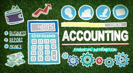 Accounting Finance Money Concept