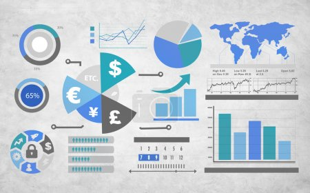Finance Financial Business Economy Concept