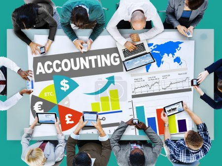 Accounting Investment Expenditures Concept