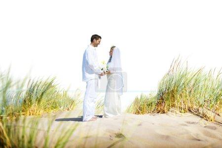 Couple Love Marriage Concept