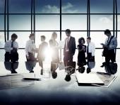Business Corporate People Concept