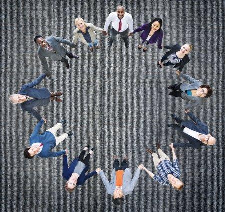 Solidarité entreprise, Concept de connexion de l'unité