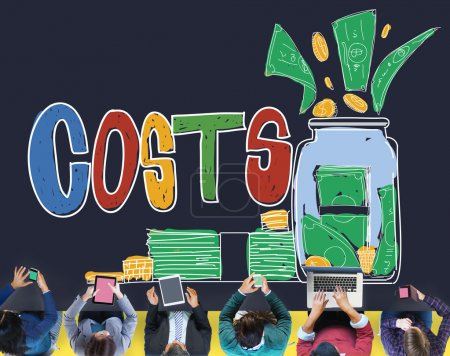Costs Budget Investment Concept