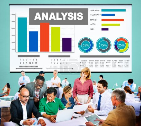 business people analysis