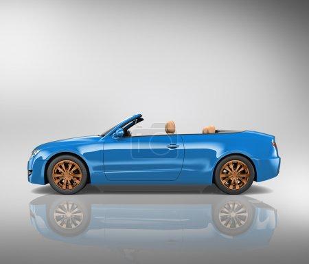 design cabriolet automobile