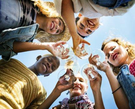 Friendship Summer Celebration Concept