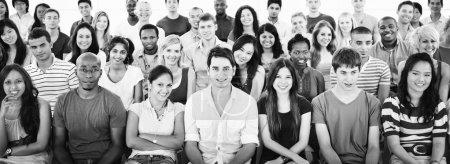 Diversity Teenagers at Seminar