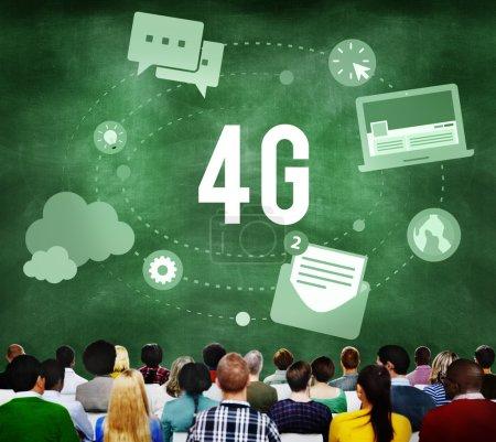 4G Telecommunication Networking