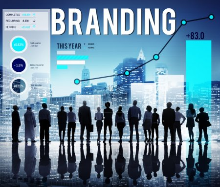 Branding Marketing, Trademark Concept