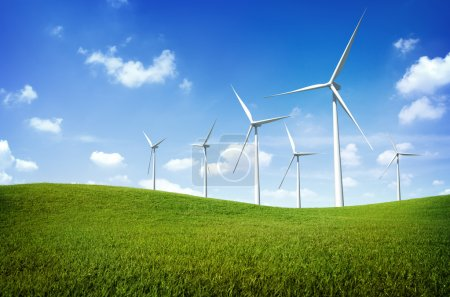 Turbines for Green Electricity