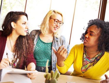 Diversity of Friends, Community Concept