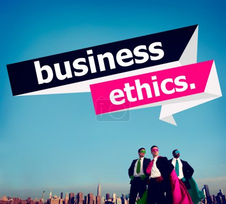 Business Ethics and Integrity Concept