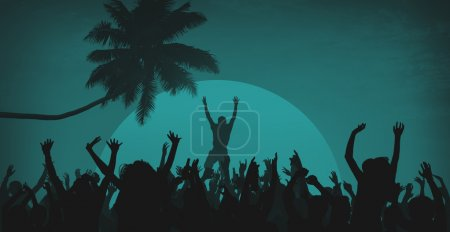 Beach Summer Music Concert