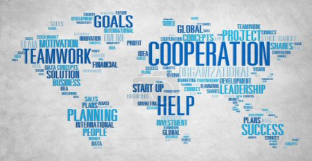 Coorperation and Business Concept