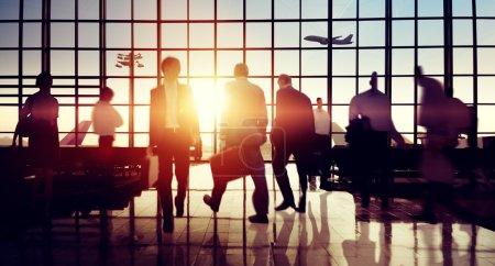International Airport Terminal Concept