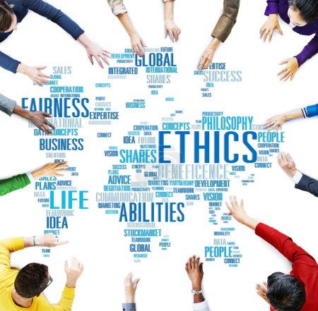 Ethics Ideals Concept