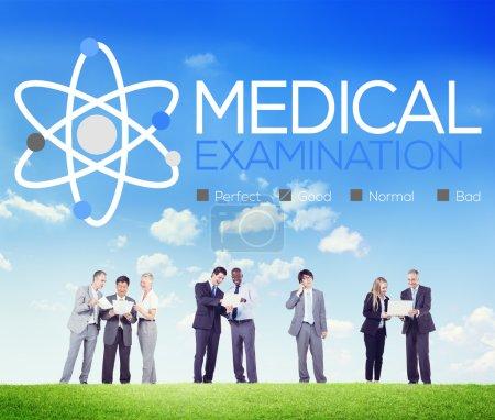 Medical Examination Concept