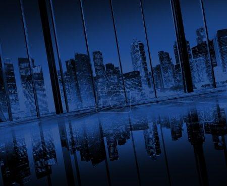 Urban Scenic View Concept