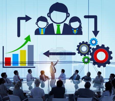 configent Business People
