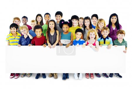 adorable smiling children