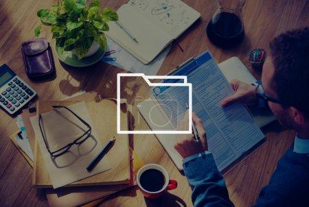 Folder Storage Files Organization