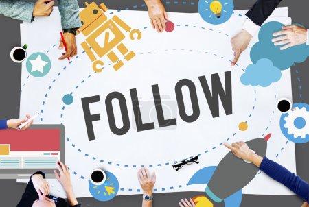 soziales mediakonzept