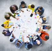 Diversity Business People Social Communication