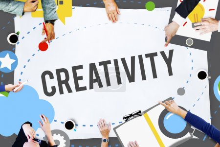 Creativity Innovation Concept