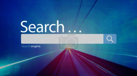 Search Seo Online Concept