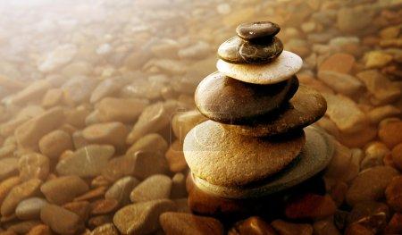 Zen Balance Rocks