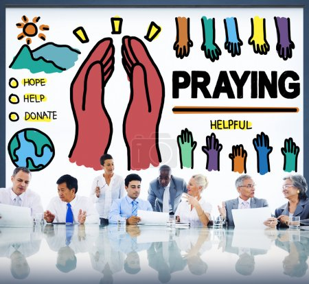 people and Religion Praying