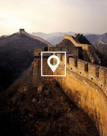 Ancient Chinese Great Wall