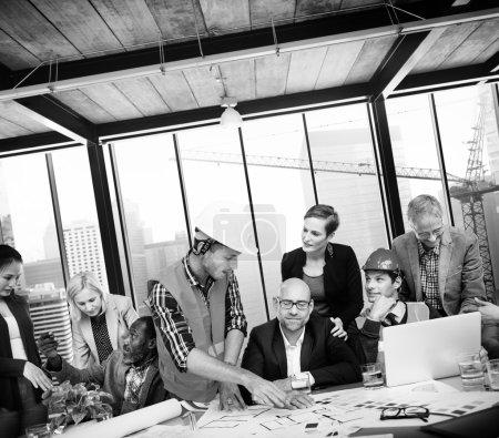 Architect Engineer Meeting