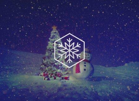 Snow Winter Snowflake