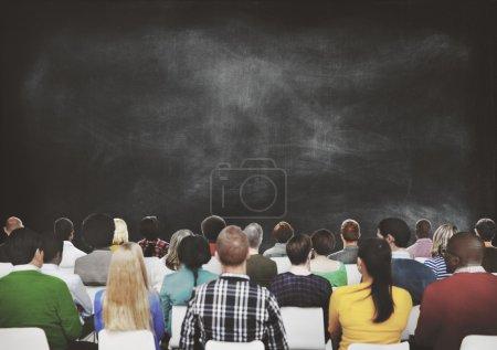 diverse People Seminar