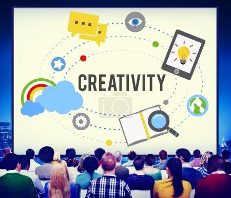 Creativity Artistic Imagination Concept